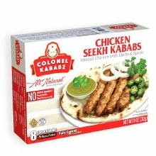 Chicken Seekh Kababz 8l