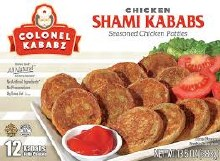 Chicken Shami Kababs 12k