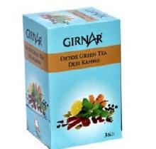 Detox Green Tea 25g