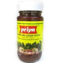 Gongura Onion Pickle