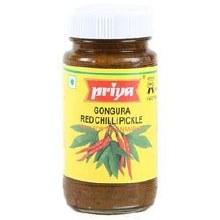 Gongura Red Chilli Pickle 10.6
