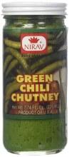 Green Chilli Chutney 220ml