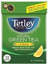 Green Tea 72 Tea Bags