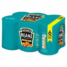 Heinz Beans 6pack 415g