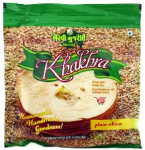 Khakhra Plain Wheat 200g
