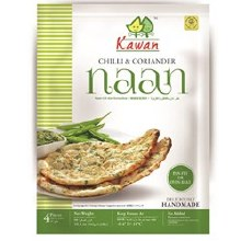Naan Chilli Corriander 4pc