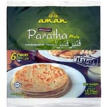 Plain Paratha 6pc.