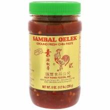 Sambal Chilli Paste  510g