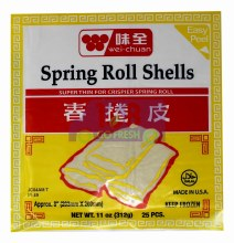 Spring Roll Sheet 25pc