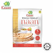 Whole Wheat Naan 5c
