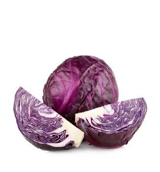 Cabbage Purple 5 LB @ 0.79 per LB