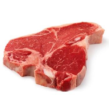 Calf T Bone 3 LB @ 4.99 per LB