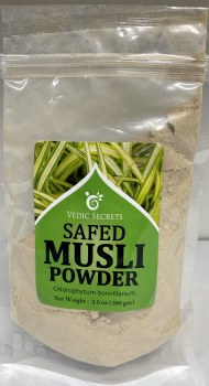 SAFED MUSLI POWDER 100G