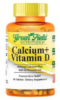 Calcium+Vitamin D 90 Tab.