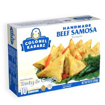 Samosa Beef H/M 10 pcs