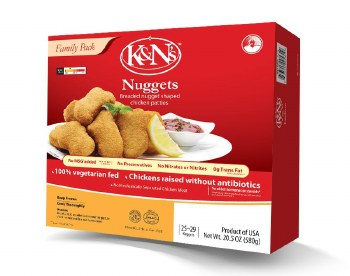 NUGGETS 580G FP