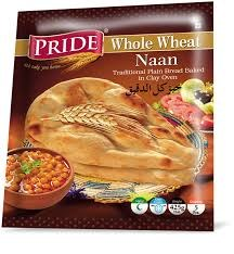 WHOLE WHEAT NAAN 5 CT