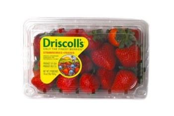 Strawberries 16 oz