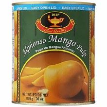 MANGO PULP ALPHONSO 850G 18.99