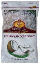 Coconut Shredded 12 oz