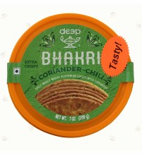 BHAKRI CORIANDER CHILLI 200G