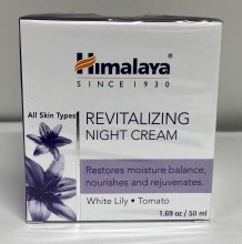 REVIT. NIGHT CREAM 50ML