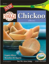 CHICKOO (SLICES) 12OZ