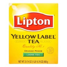 YELLOW LABEL TEA 900g