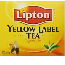 Yellow Label 100 Tea bags