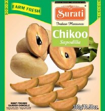 CHIKOO 300 GM