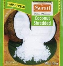 Coconut Shredded 340g