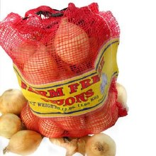 Onion Yellow 50 LB bag