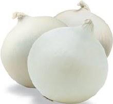 Onions  White PER LB
