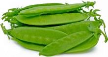 Peas Snow PER LB
