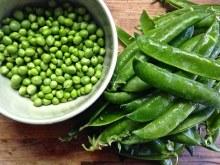 Peas English PER LB