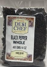 Black Pepper Whole 400G