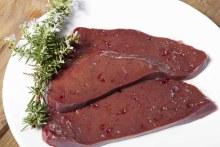 Beef Liver 3 LB @ 1.99 per LB