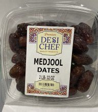 MEDJOOL DATES 2 LB