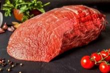 Beef Roast 2 LB @4.99 per LB