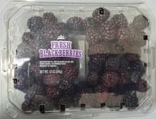 Blackberries 12 Oz