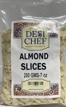 Almond Slices 200 GMS
