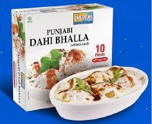 PUNJABI DAHI BHALLA 10PCS.260G