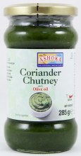 CORIANDER CHUTNEY 280G