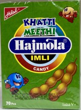 HAJMOLA IMLI CANDY 70 ct