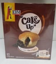 CAKE UP CHOCOLATE PACK 12ct
