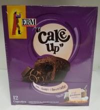 CAKE UP DBL CHOC PACK 12ct