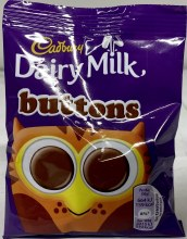 DAIRY MILK BUTTONS 30G