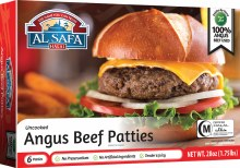 ANGUS Beef PATTIES 28oz