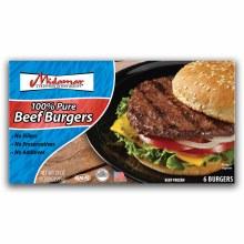 Beef Burger 21oz