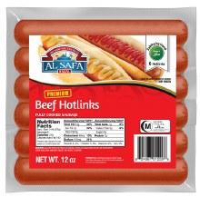 BEEF HOTLINKS 12OZ